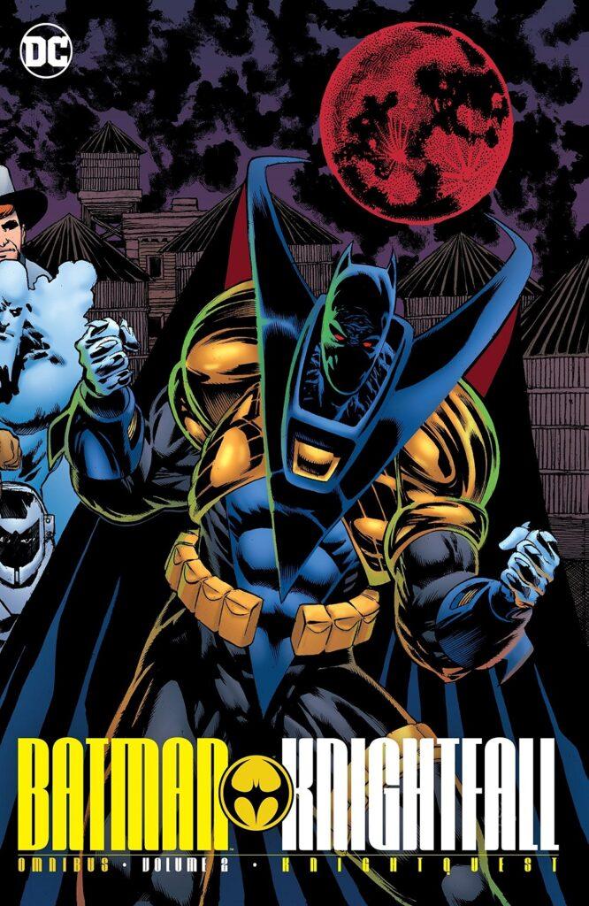 Batman: Knightfall Omnibus - Volume 2