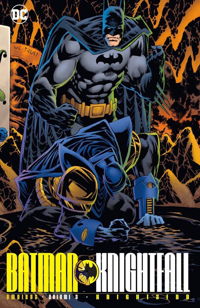 Batman: Knightfall Omnibus - Volume 3