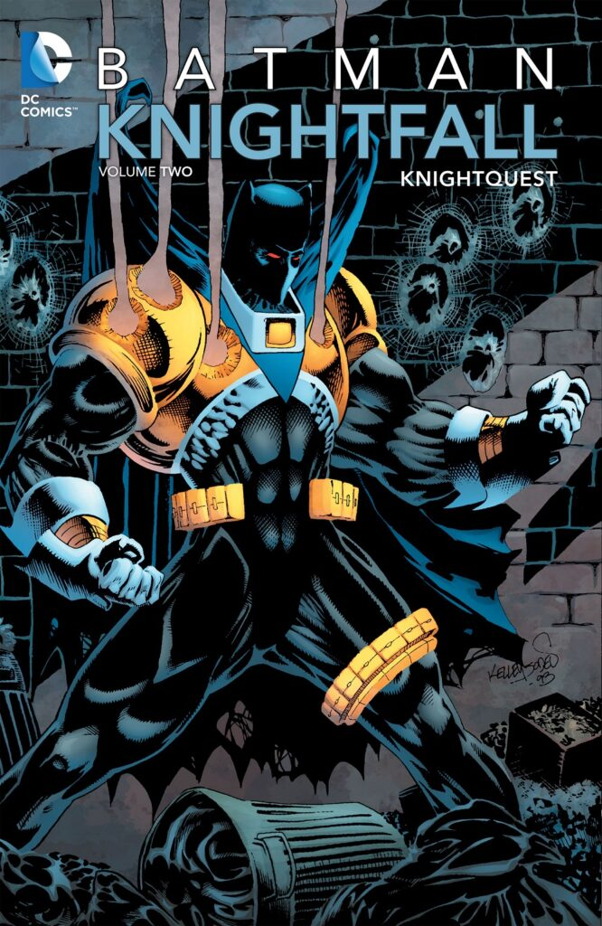 Batman: Knightfall - Volume Two: Knightquest