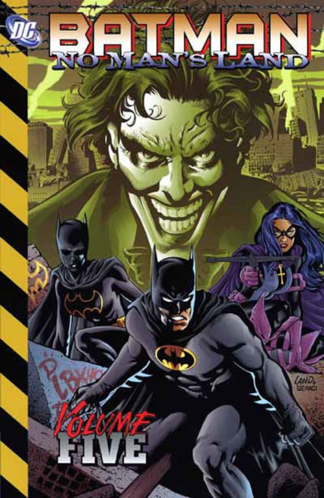 Batman: No Man's Land Vol. 5