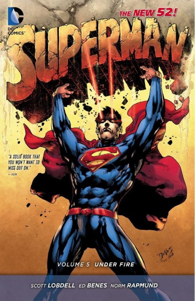 Superman Vol. 5: Under Fire