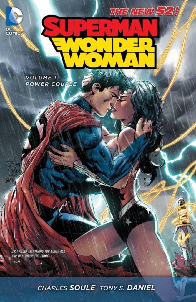 Superman/Wonder Woman Vol. 1: Power Couple