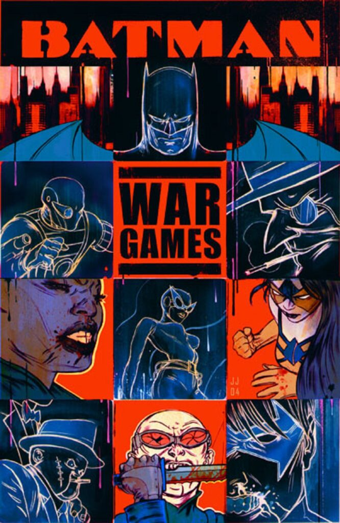 Batman: War Games, Act 1 - Outbreak