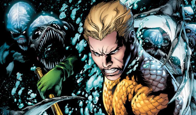 Aquaman 1 The Trench