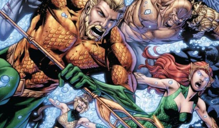 Aquaman 4 Death of a King