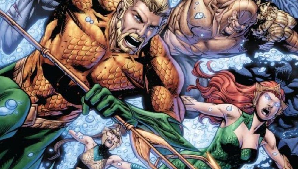 Aquaman 4 Death of a King