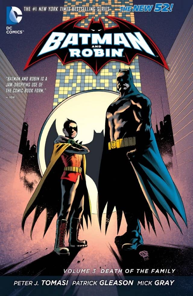 Batman and Robin Vol. 3: Death of the Family