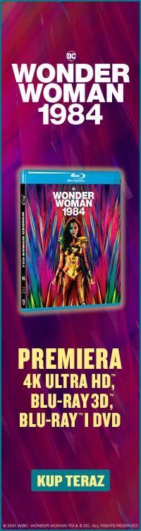 baner filmu Wonder Woman 1984